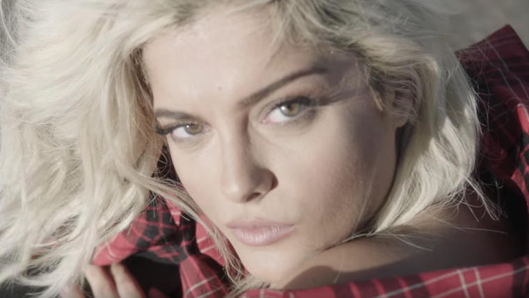 singer, songwriter, bebe rexha, meant to be, sheet music, piano notes, chords
