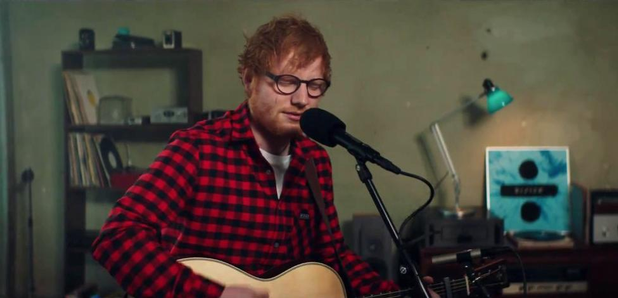 ed sheeran, how would you feel, paean, sheet music, news, billboard hot 100, chords, piano notes
