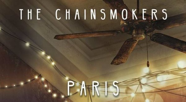 the chainsmokers, paris, vh1, mtv, charts, single, album